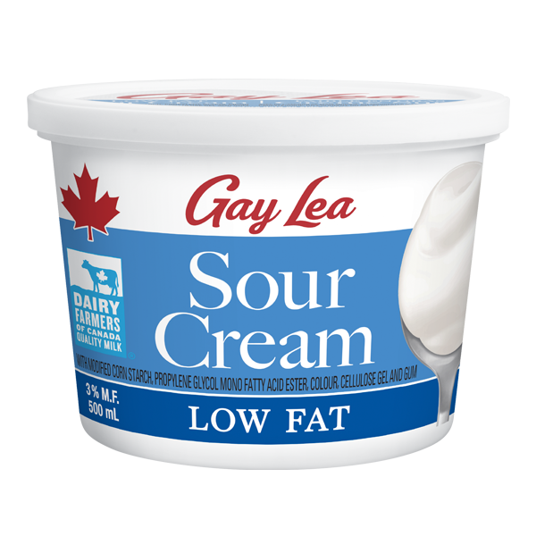 Photo of - Low Fat Sour Cream