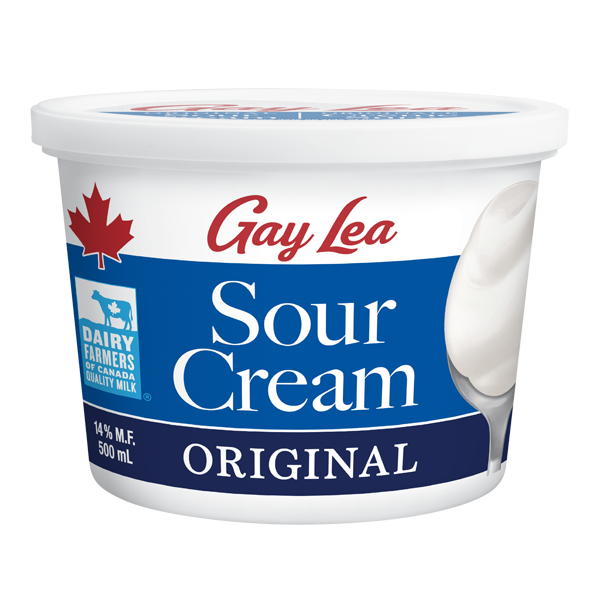 Photo of - GAY LEA - Original Sour Cream