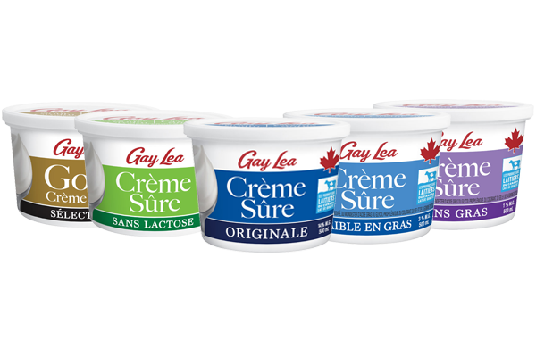 Product group photo for - Crème sure