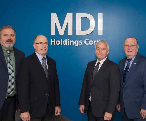 Photo for - New MDI dairy processing plant opens in Manitoba