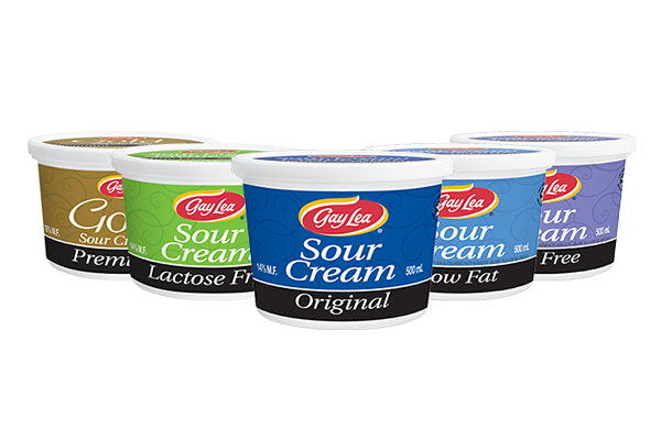 Product group photo for - Sour Cream