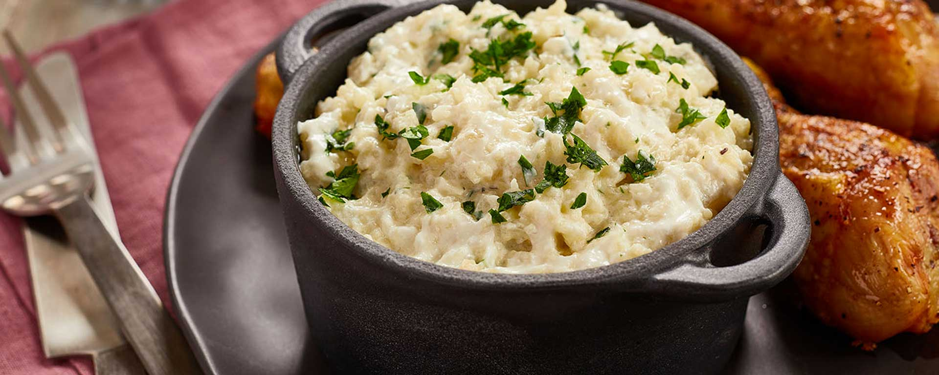 Photo for - Creamy Cauliflower Risotto