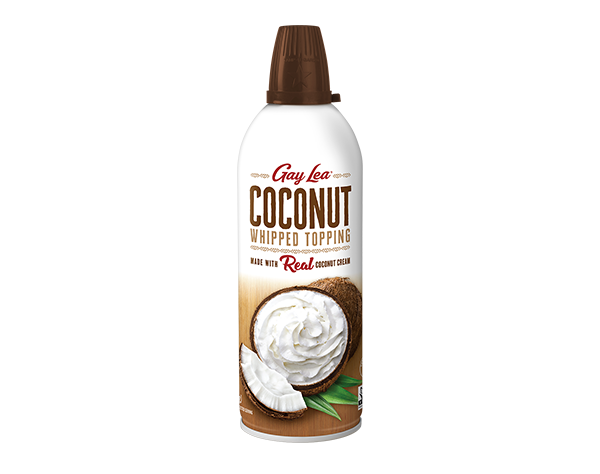 Photo of - Coconut Whipped Topping USA