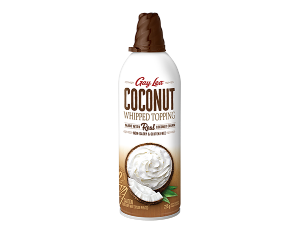 Photo of - Coconut Whipped Topping