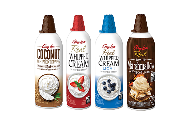 Product group photo for - Real Whipped Cream