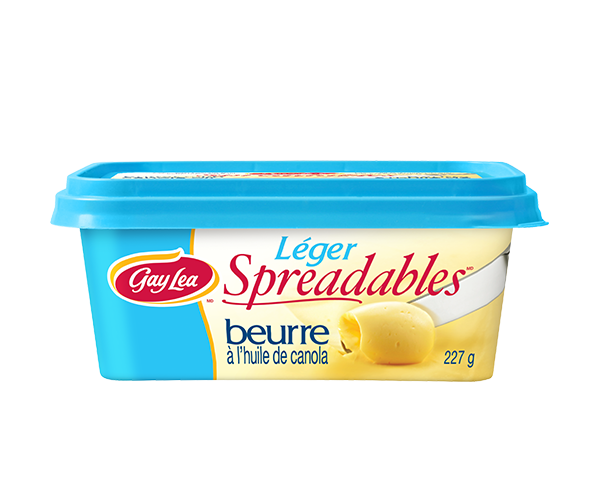 Photo of - Spreadables léger