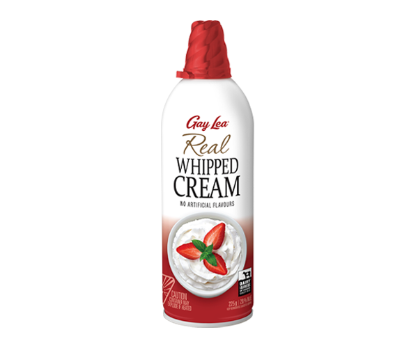 Photo of - Regular Whipped Cream