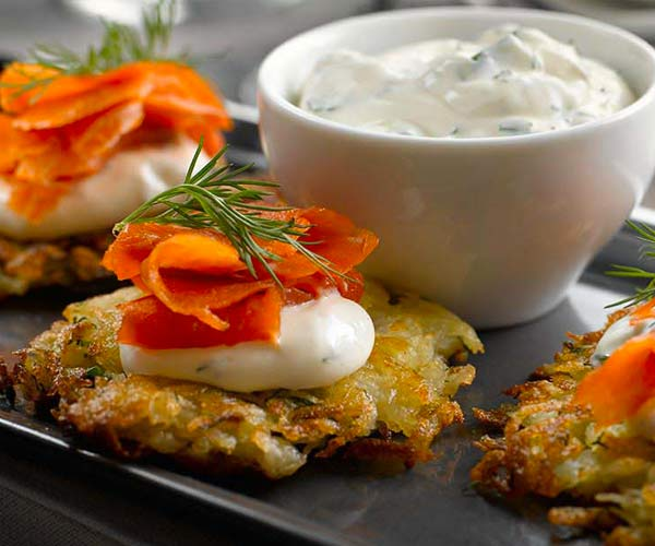 Photo of - Herbed Potato Rösti
