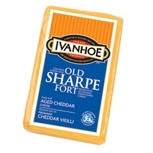 Photo of - IVANHOE - Old Sharpe Cheddar