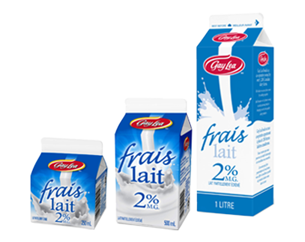 Photo of - Lait 2%