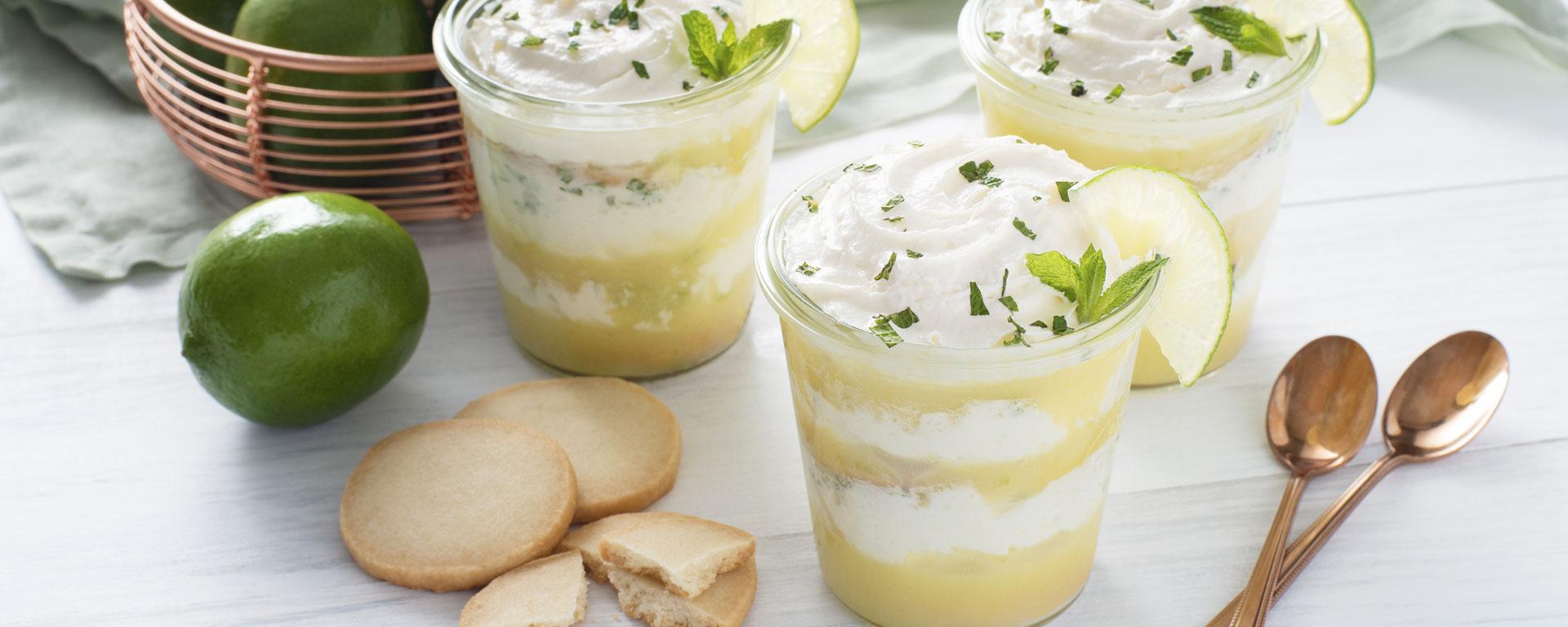 Photo for - Bagatelles de biscuits sablés au mojito