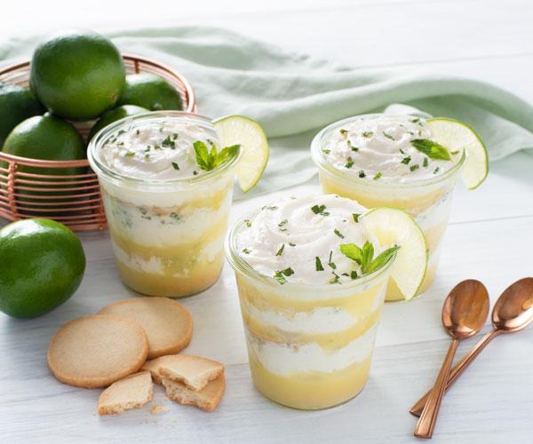 Photo of - Bagatelles de biscuits sablés au mojito