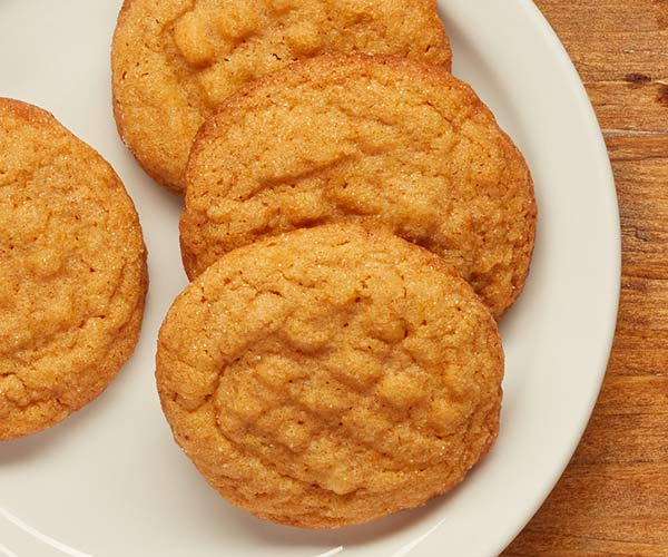 Photo of - Peanut Butter Sriracha Cookies