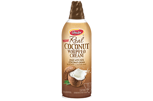 Photo of - Real Coconut Whipped Topping (USA)