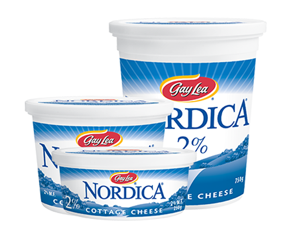 Photo of - NORDICA 2% - Cottage Cheese