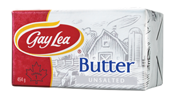 Photo of - GAY LEA - Unsalted Butter
