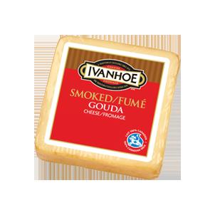 Photo of - IVANHOE - Smoked Gouda
