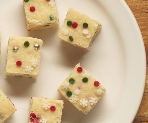 Photo of - Festive Mini Shortbreads