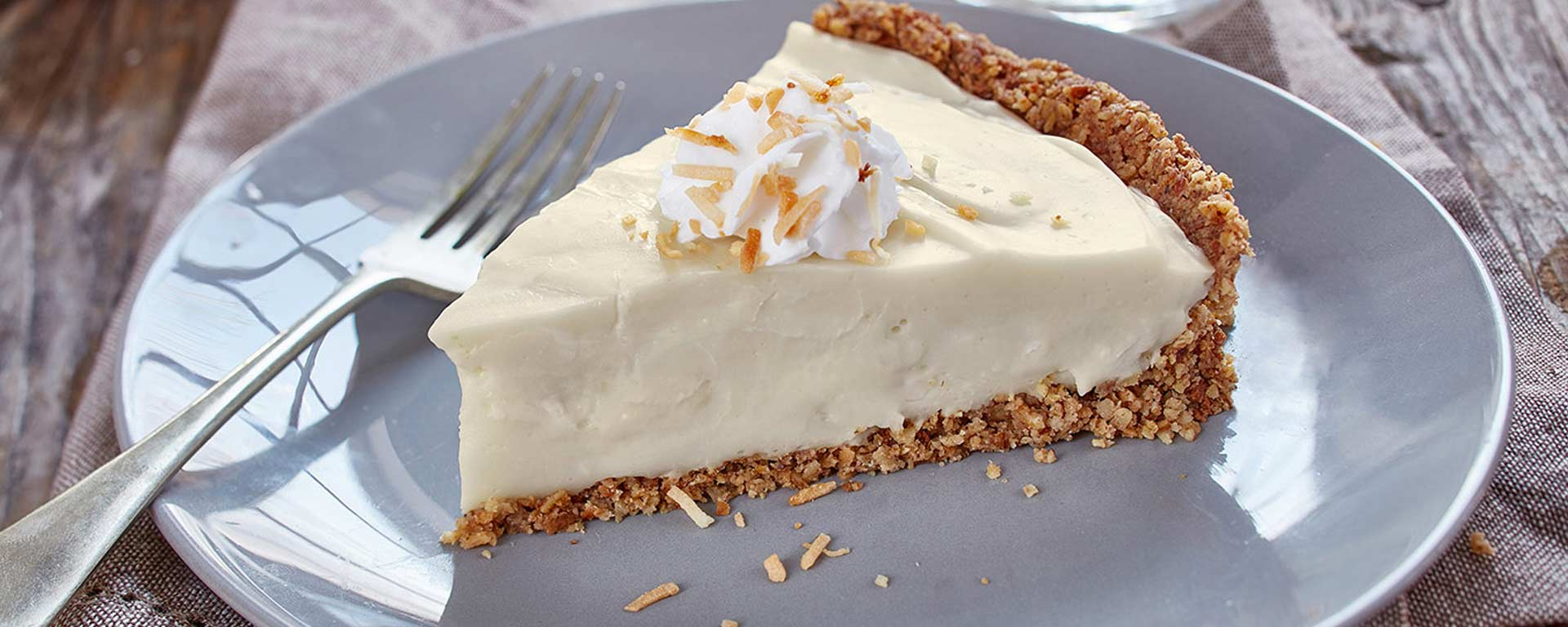 Photo for - Vegan Coconut Cream Pie