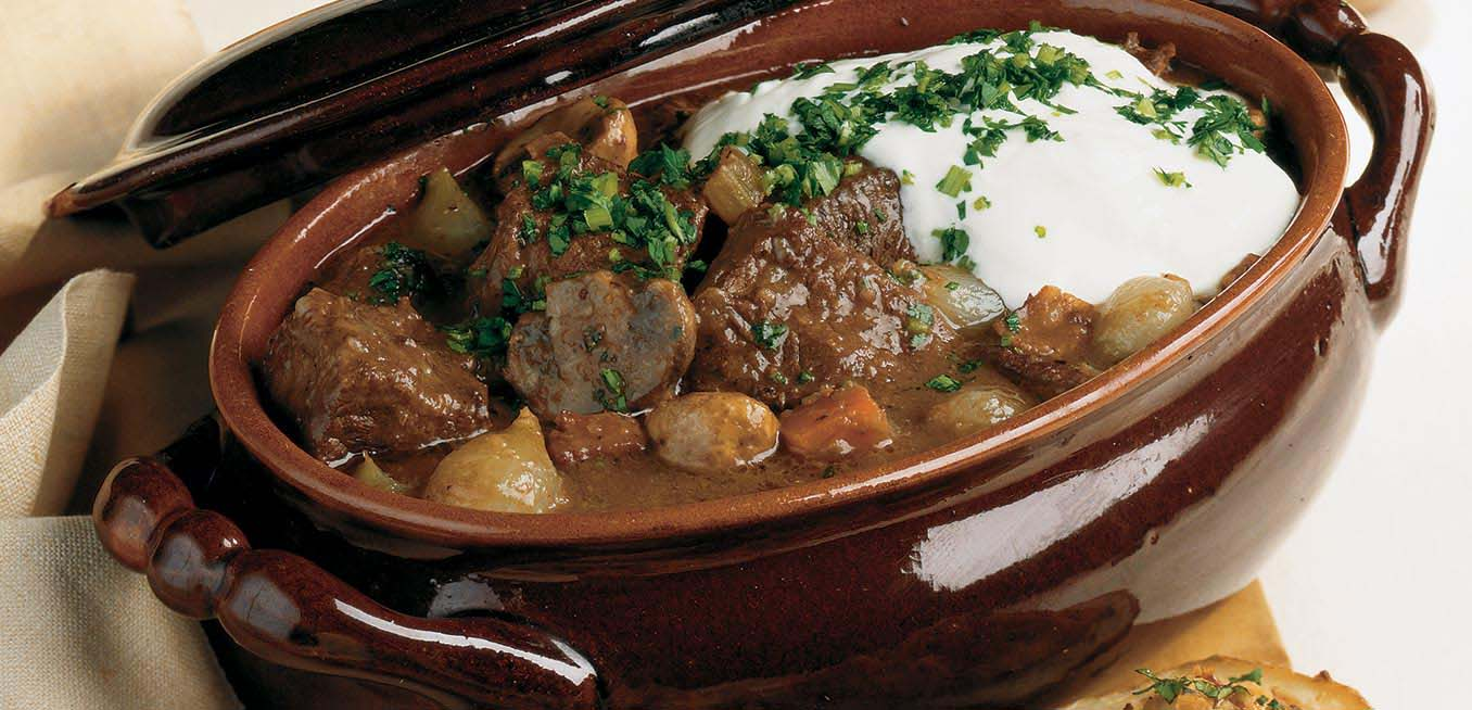 Photo for - Bistro Beef and Mushroom Stew