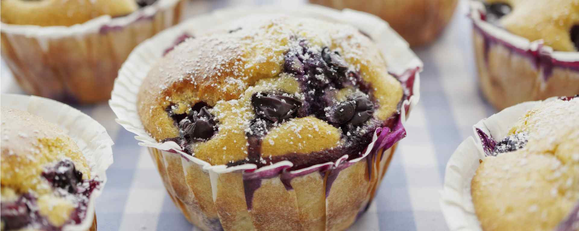 Photo for - Bumbleberry Muffins