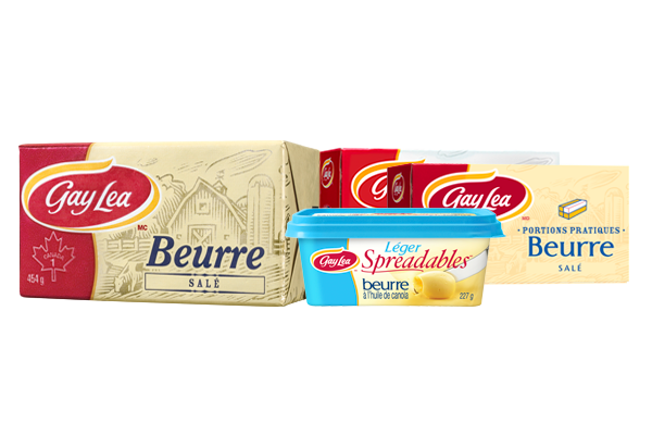 Product group photo for - Beurre