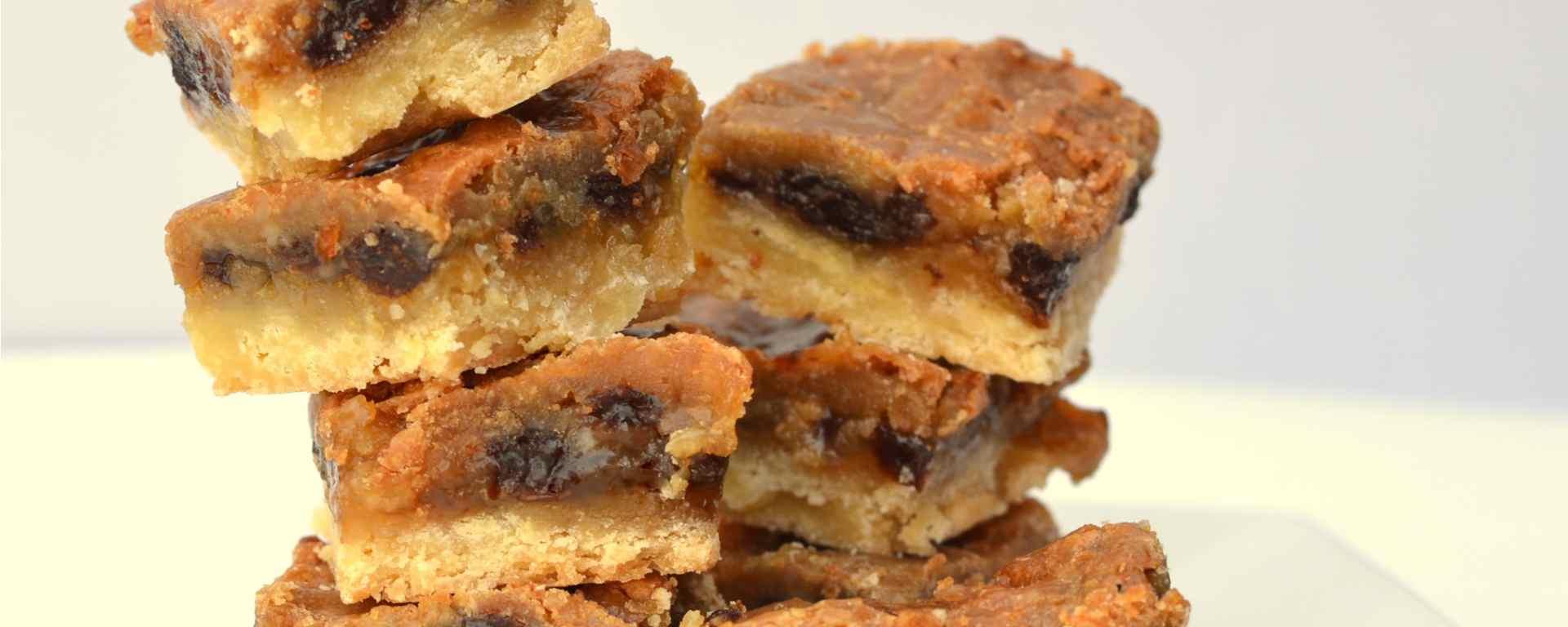 Photo for - Butter Tart Shortbread Bars
