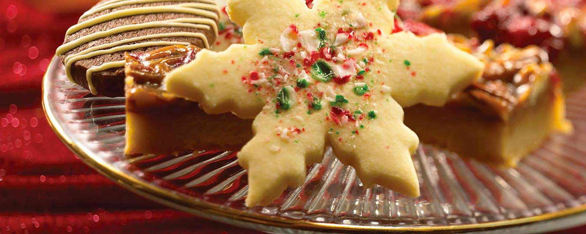 Photo for - Candy Cane Shortbread