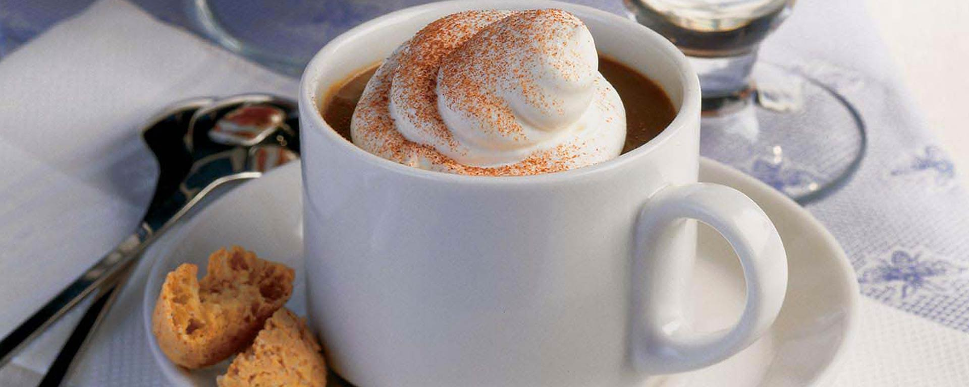 Photo for - Coupes au cappuccino