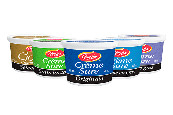 Product group photo for - Crème sure