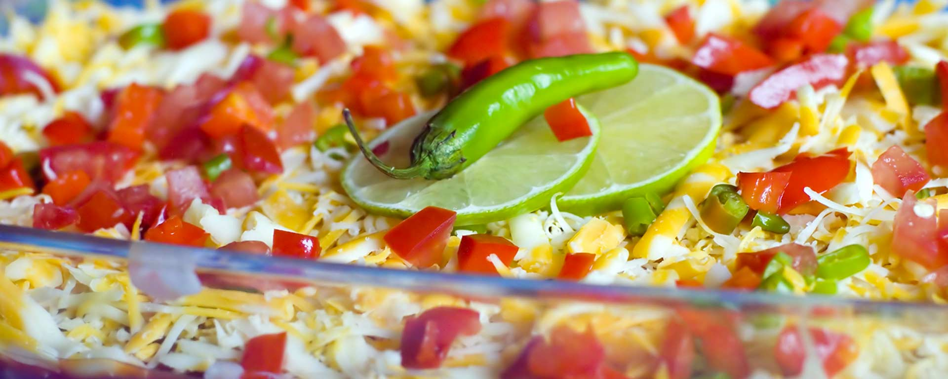 Photo for - Fiesta Layered Dip