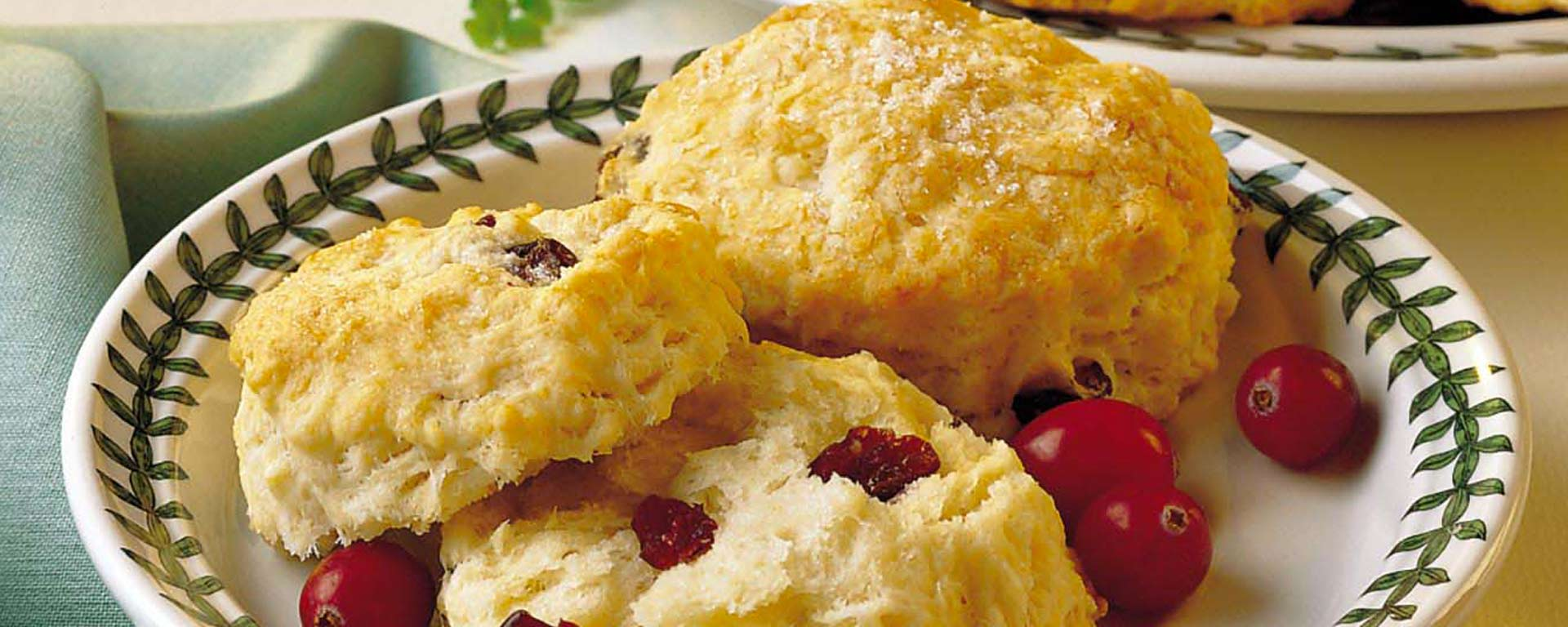 Photo for - Scones aux canneberges