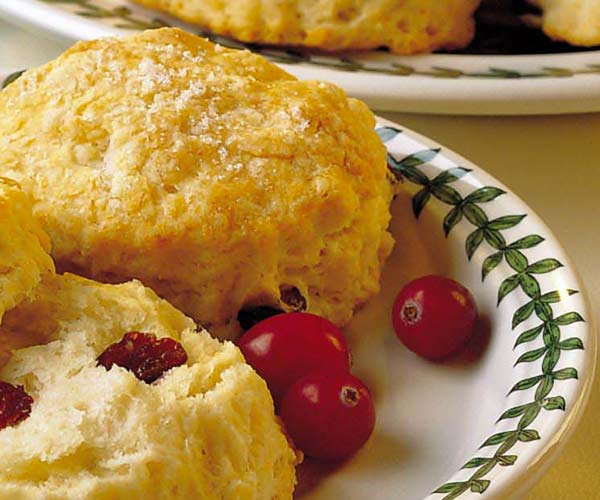 Photo of - Cranberry Scones