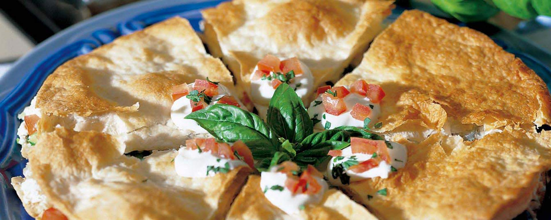 Photo for - Mediterranean Quesadillas