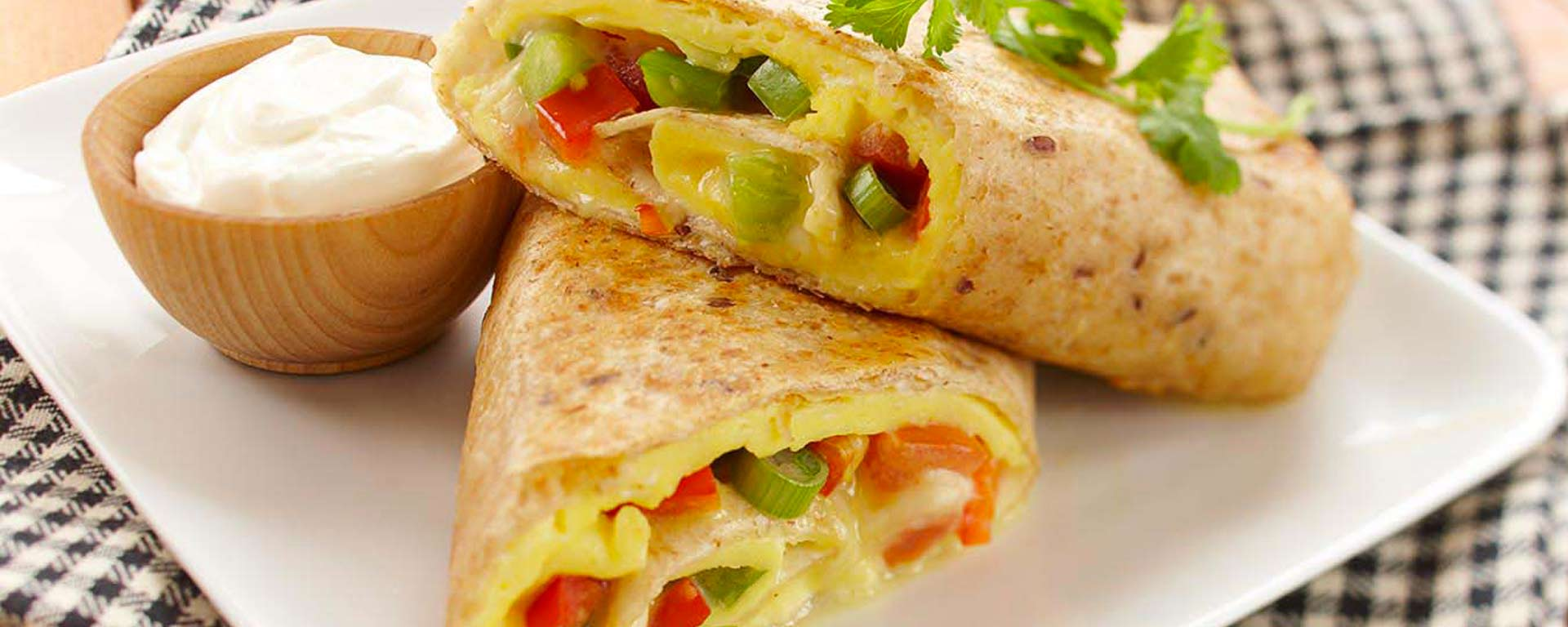 Photo for - Tex Mex Breakfast Roll-Ups