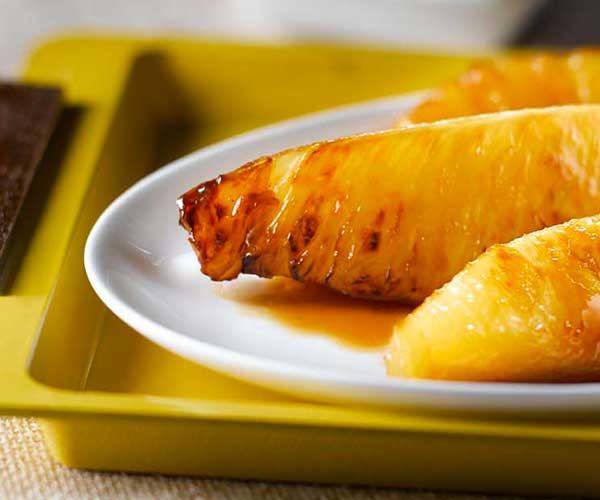 Photo of - Glazed Pineapple