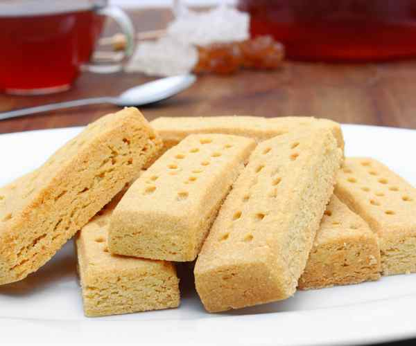 Photo of - Gluten Free Vanilla Bean Shortbread