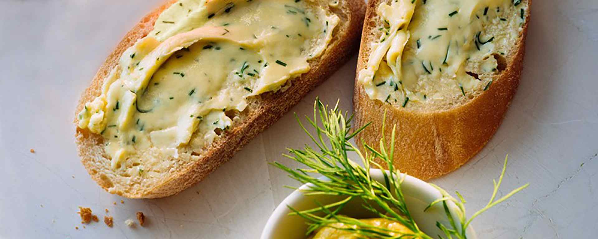 Photo for - Herbed Mustard Butter