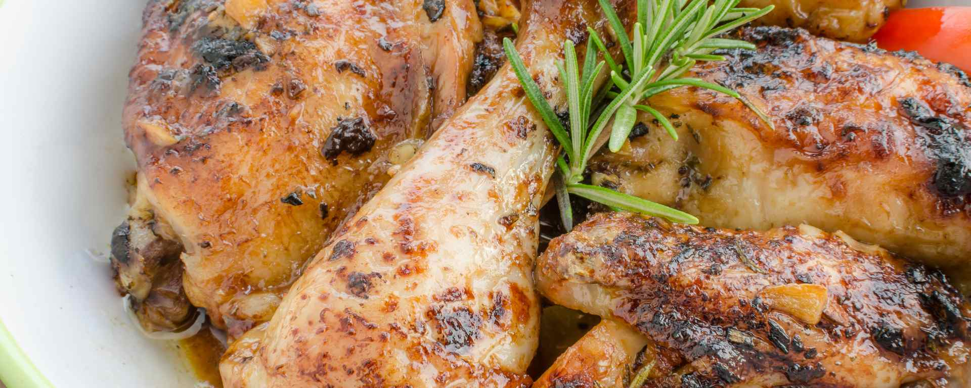 Photo for - Honey Thyme Butter-Glazed Chicken