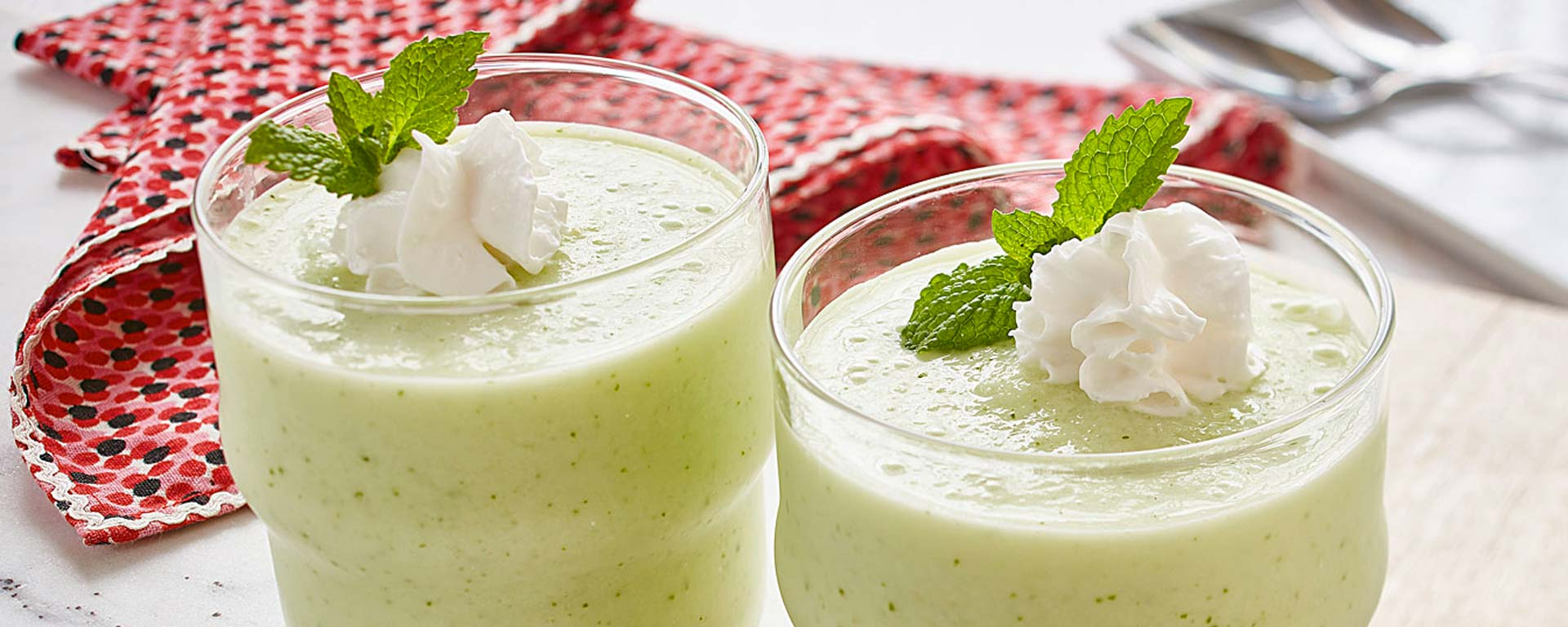 Photo for - Honeydew & Coconut Frappé
