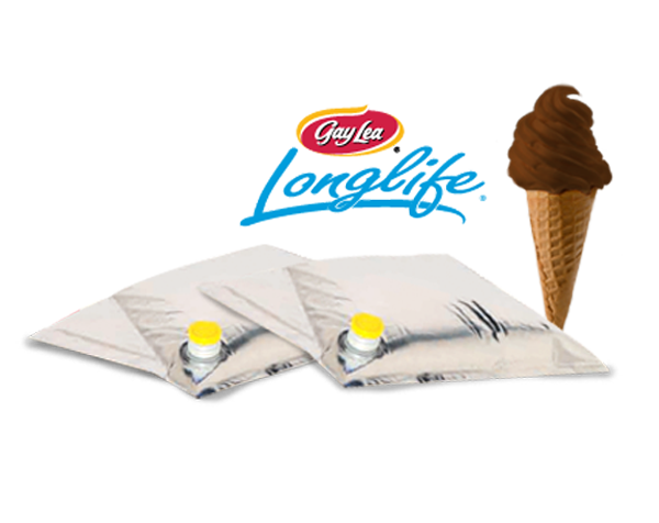Photo of - Longlife Aseptic - Soft Serve Chocolate