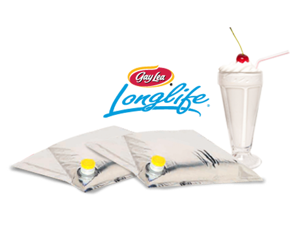 Photo of - Longlife Aseptic - Milkshake Vanilla