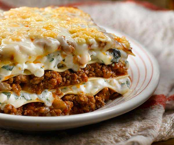Photo of - Mamma Mia! Meat Lasagna