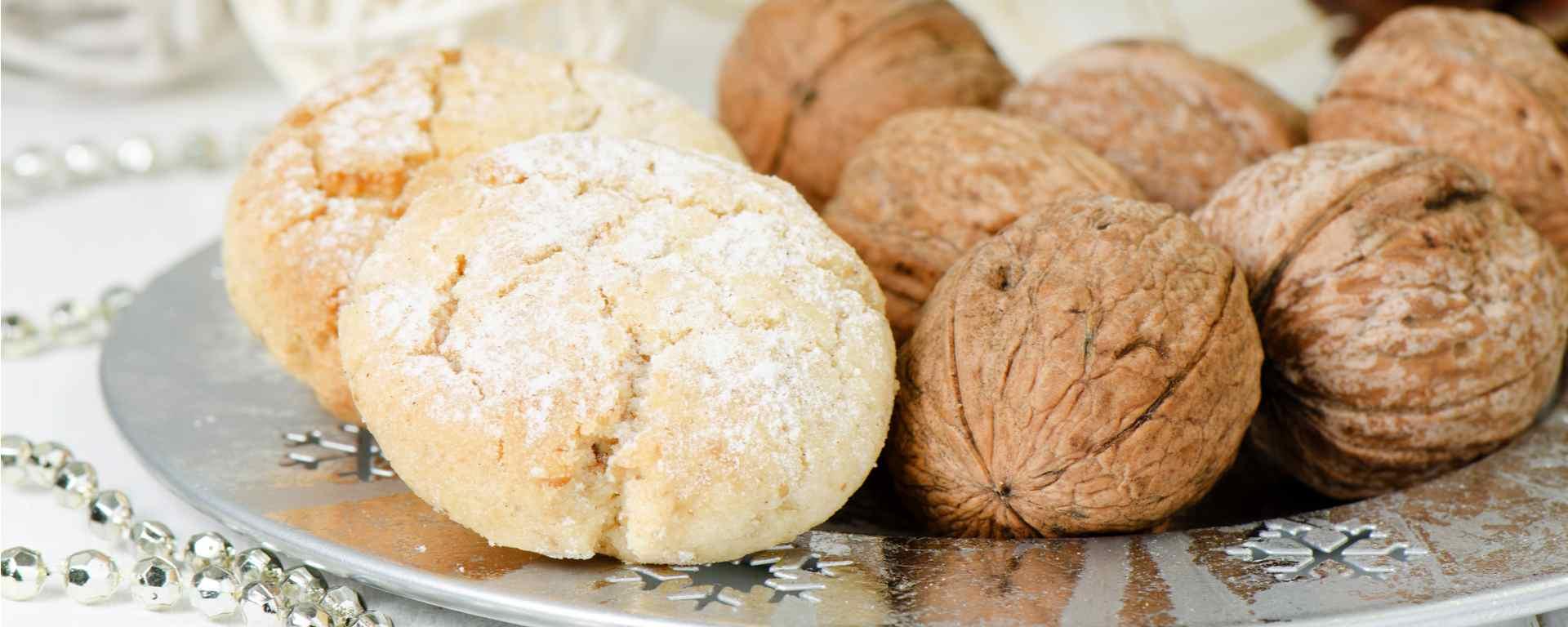 Photo for - Sablés à l'érable et aux noix de Grenoble