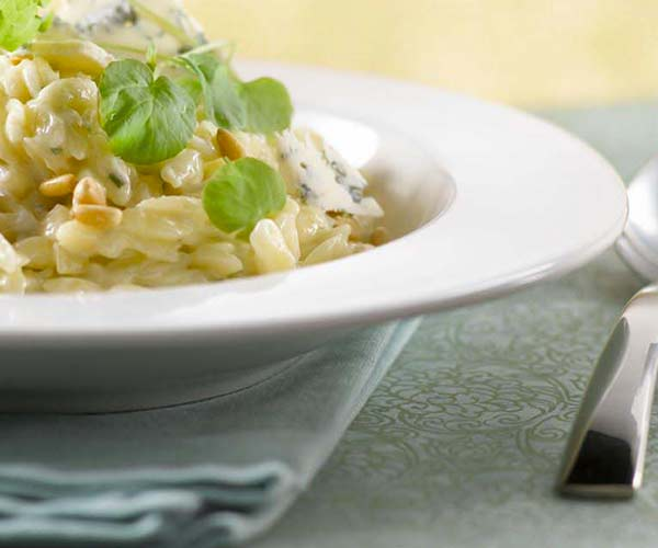 Photo of - Orzo Risotto