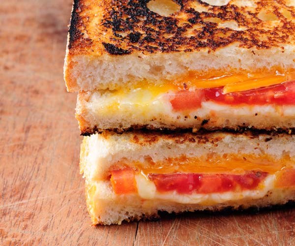 Photo of - Pizza Grilled Cheese