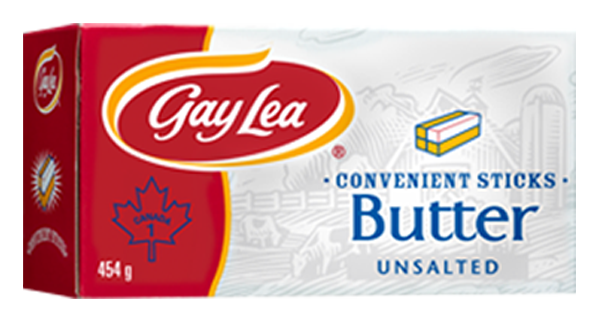 Photo of - GAY LEA - Butter Sticks – Unsalted