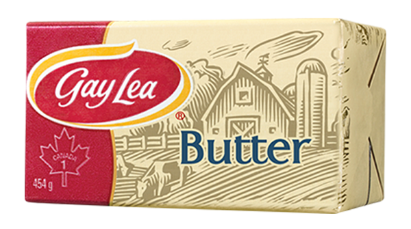 Photo of - GAY LEA - Salted Butter