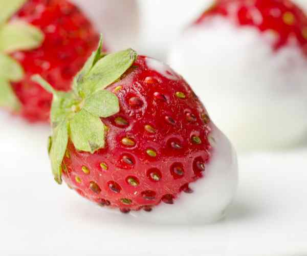 Photo of - Simply Elegant Strawberries