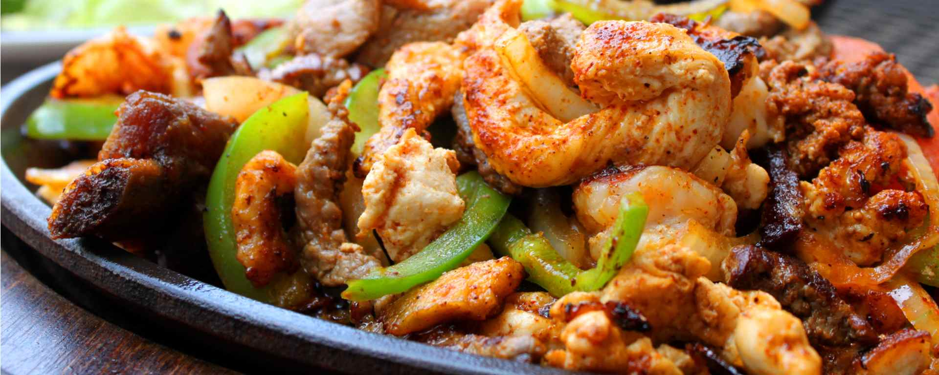 Photo for - Sizzling Mexican Fajitas